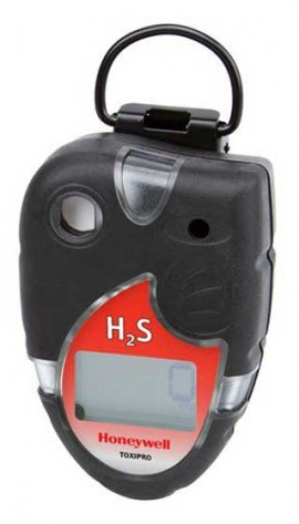BW 54-45-13VD ToxiPro Phosphine Single Gas Detector (PH3), Vibrating Alarm, Datalogging-