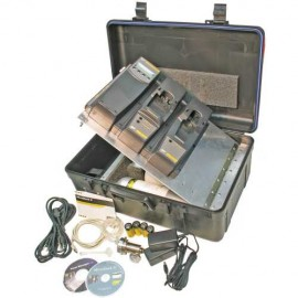 BW DOCK2-CC2 Heavy Duty Carrying Case with Wheels, for 3 Modules or 58L Gas Cylinders-