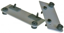BW MK-PLATE2 Replacement Wall Mount Option Plate for the MK-U600-