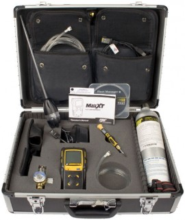 BW XT-CK-DL GasAlertMax XT II Deluxe Confined Space Kit-